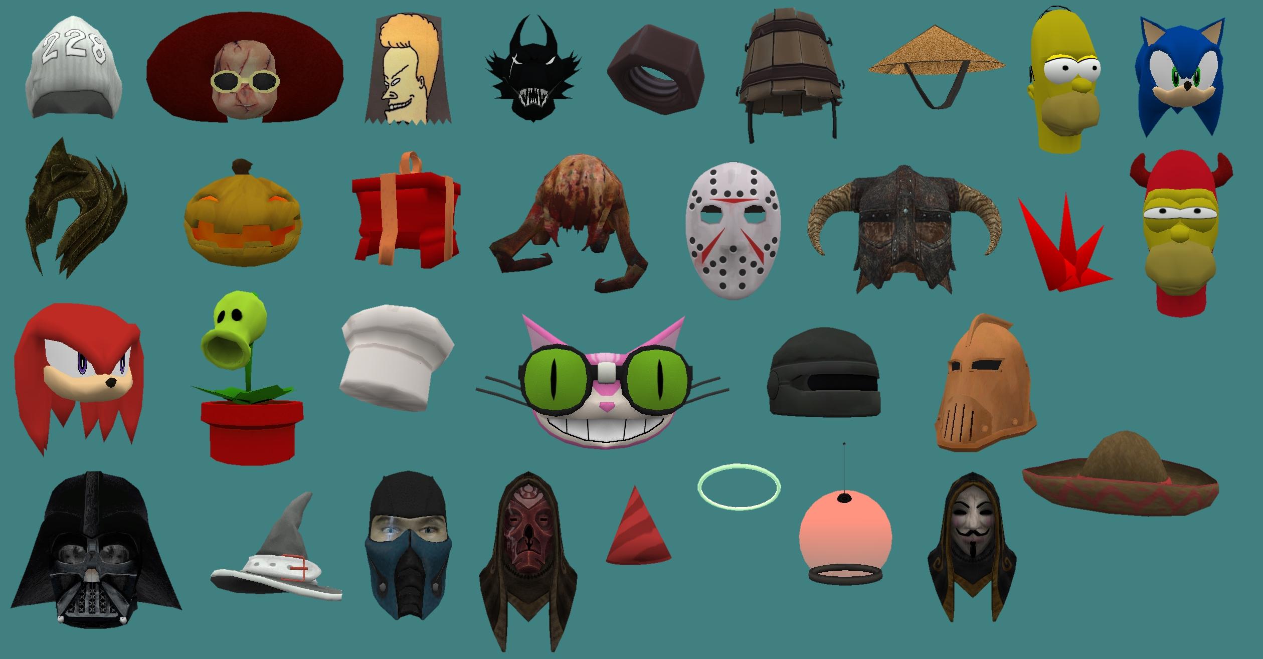 EFK 2012 Hats