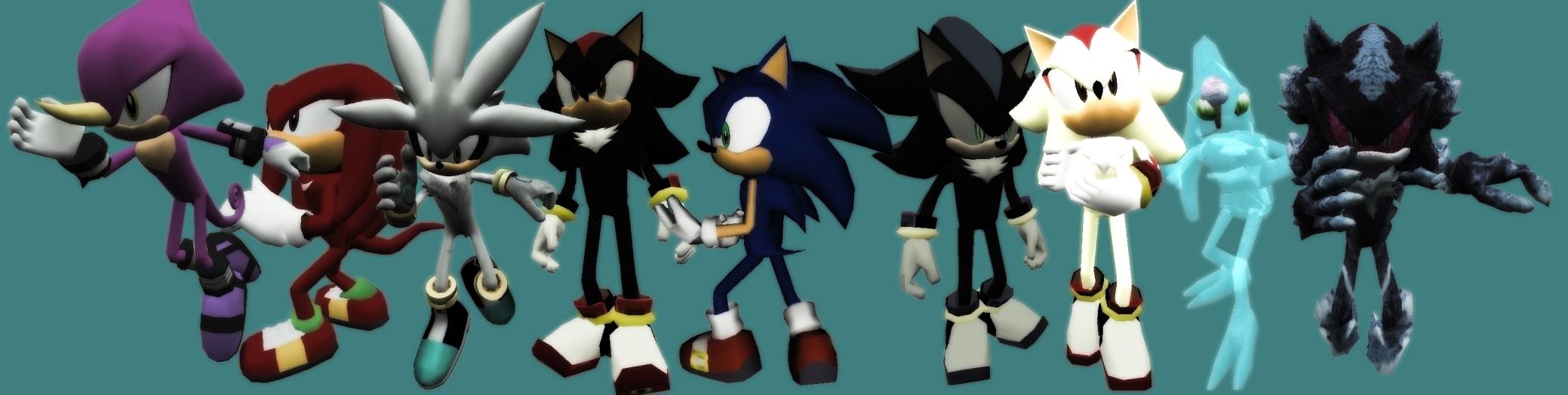 Sonic Models