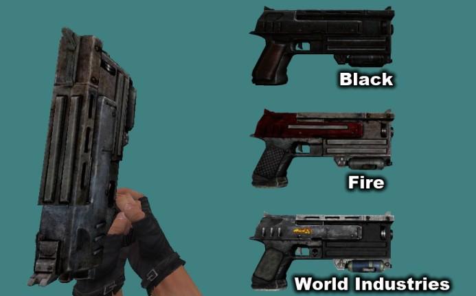 10mm Pistol