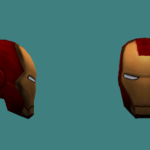 Шапка: Iron man Mark IV