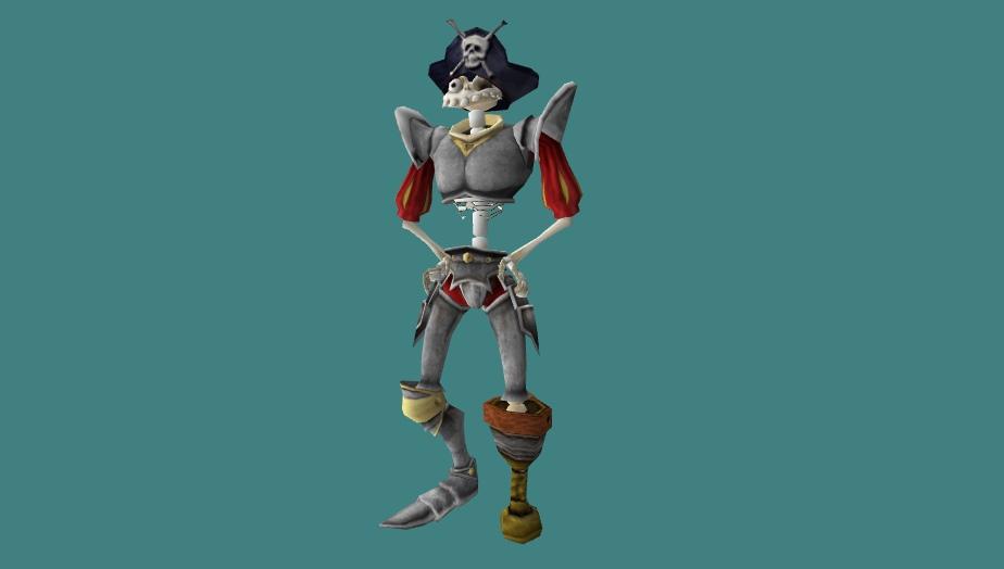 Pirate Daniel